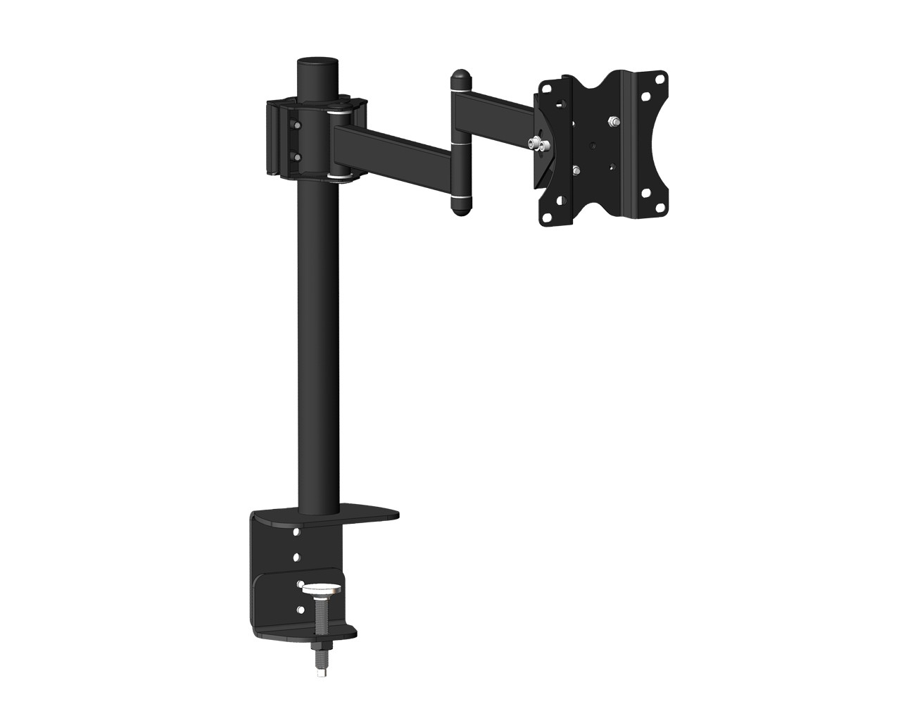 Single Monitor Desk Arm Mount DM31T