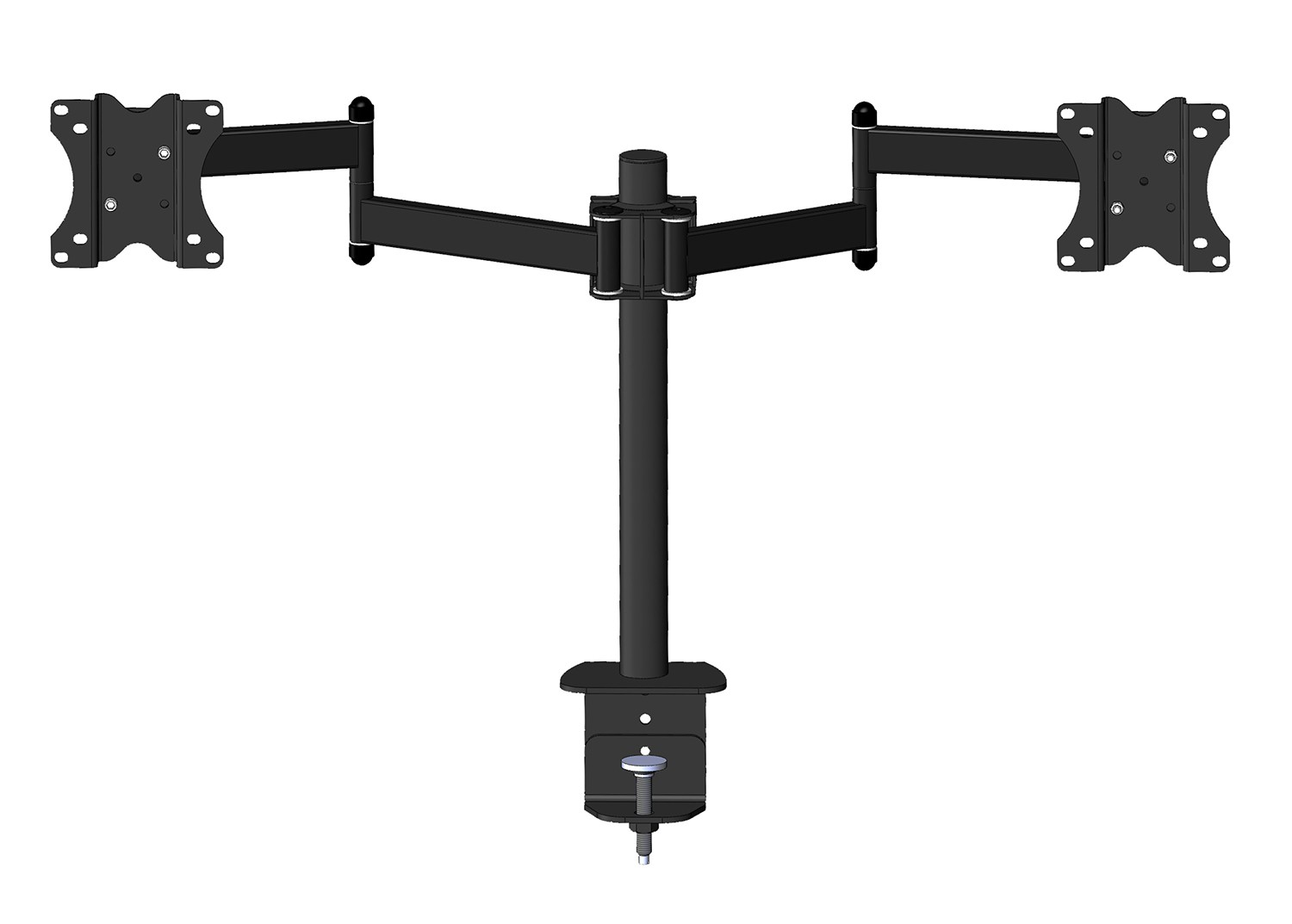 Dual Monitor Desk Arm Mount DM32T