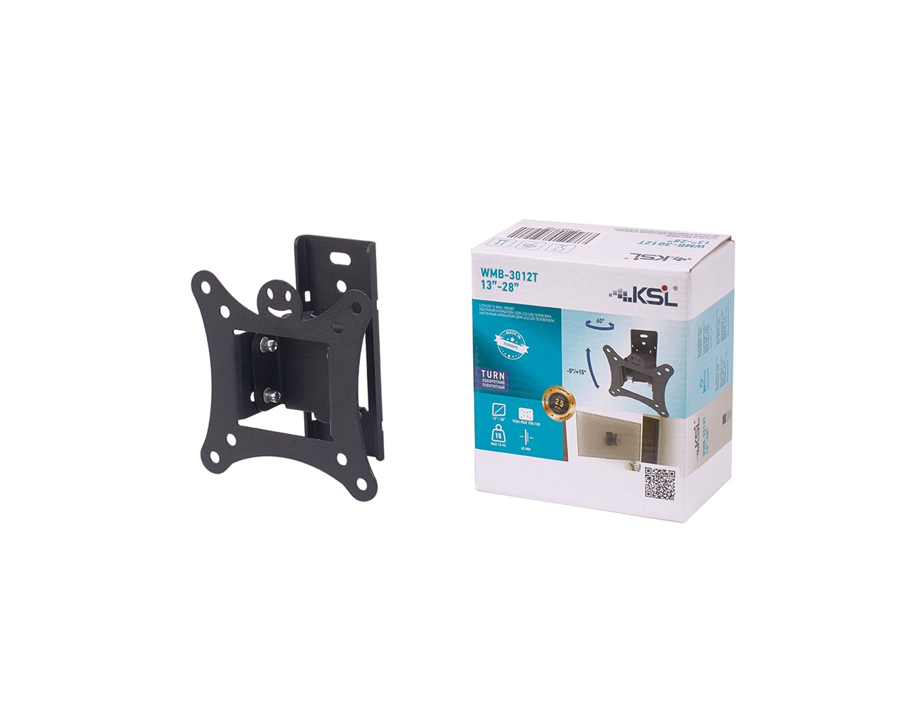Articulating TV Wall Mount WMB-3012T