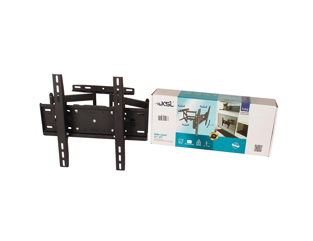 Articulating TV Wall Mount WMO-6246T