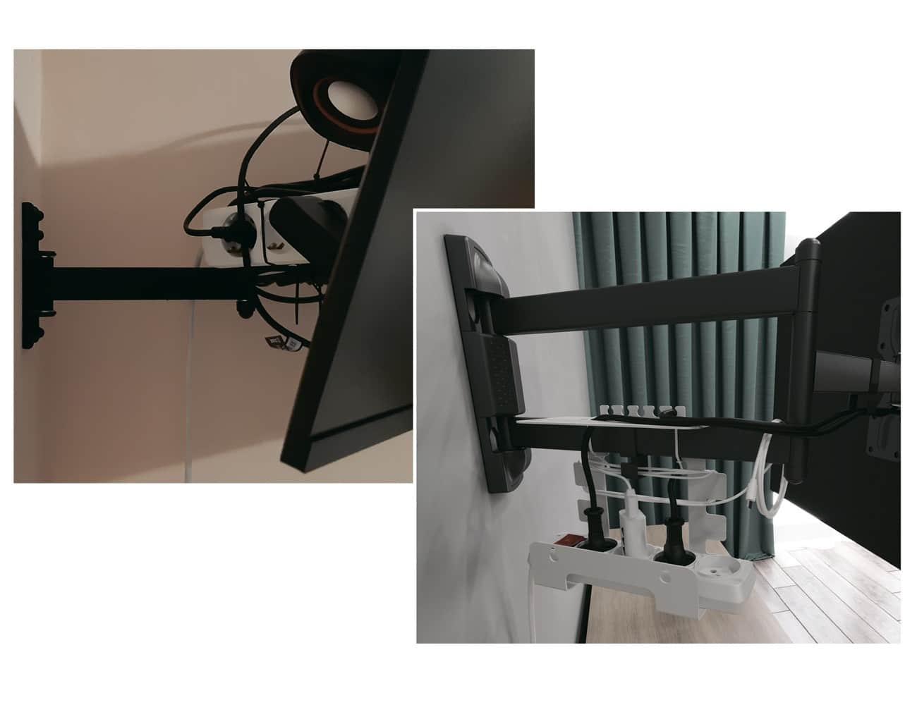 Органайзер кабеля KSL KM-01W