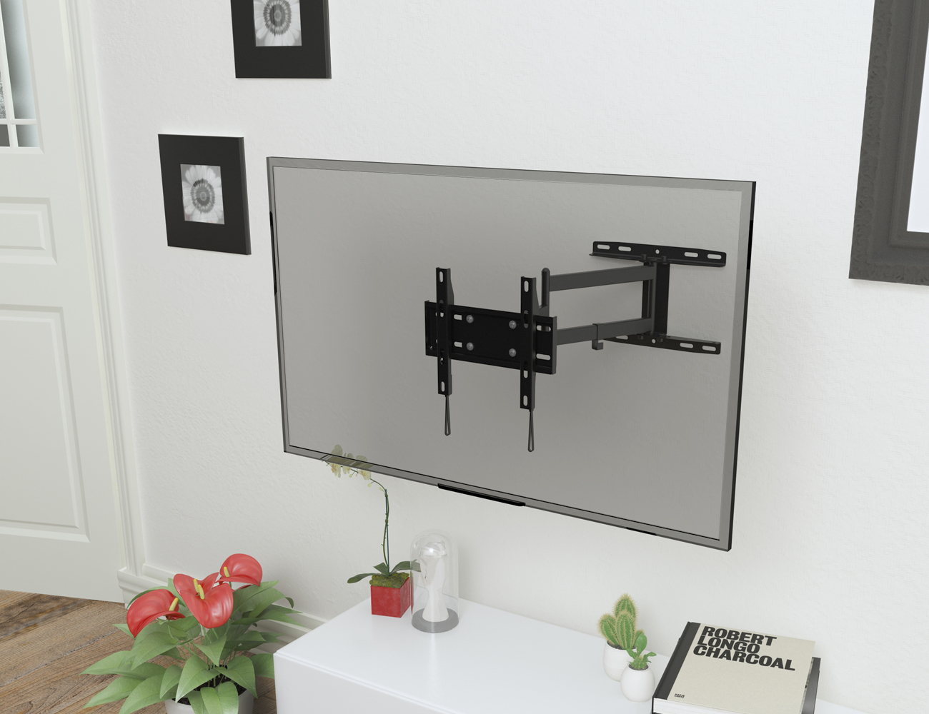 Articulating TV Wall Mount WMO-5225T